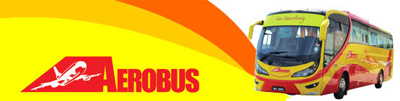 Aerobus review KLIA2 airport Paradigm Mall Petaling Jaya