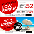 AirAsia Promotion Dec 2012