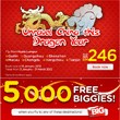 AirAsia Promotion Jan 2012
