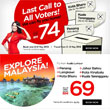 AirAsia Promotion May 2013