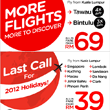 AirAsia Promotion Oct 2012