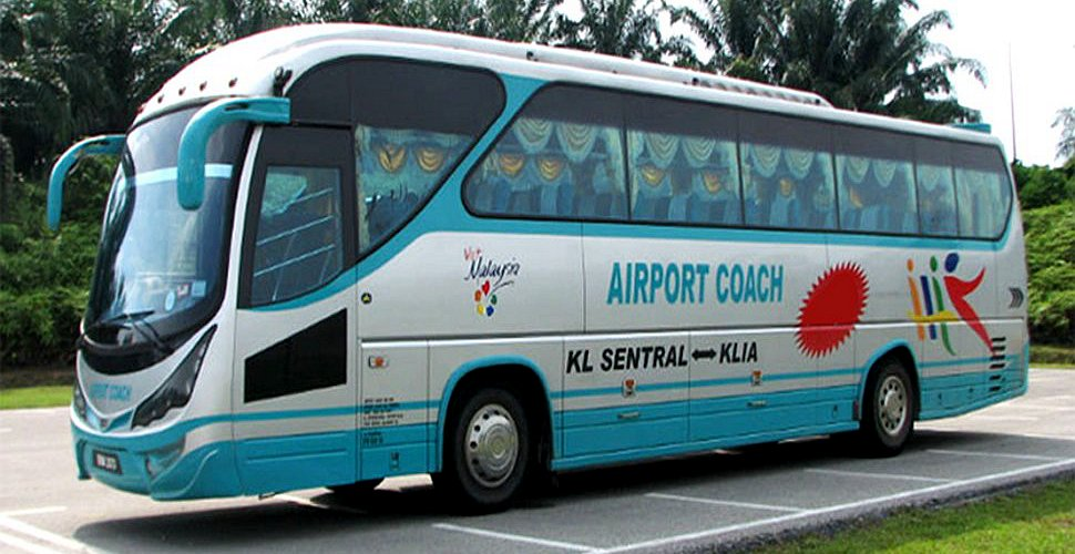 Airport Coach to LCCT