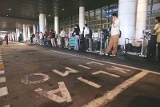 Frustrating wait for taxis at KLIA