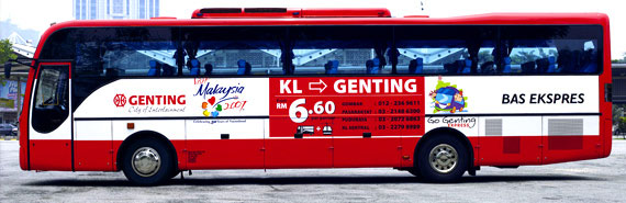 Genting Express Bus Services