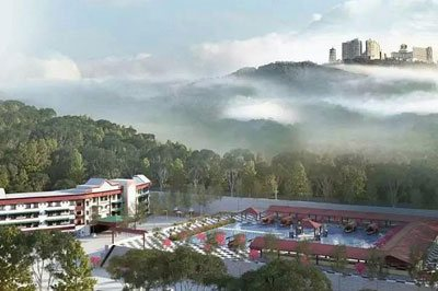 DZH Health Resort Club, Genting Highlands