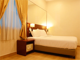 Tune Hotels KLIA-LCCT, Double Room