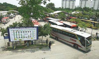 Bukit Jalil Bus Terminal