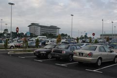 LCCT Parking Zone C