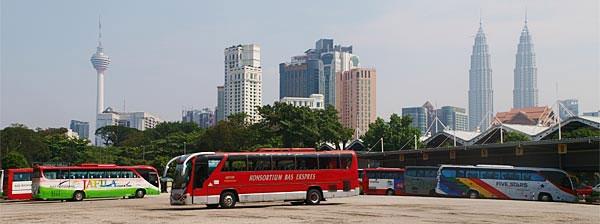 Hentian Pasar Rakyat Bus Terminal