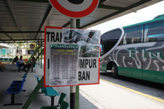 Plusliner: LCCT - Ipoh - Schedule and Rate