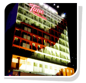 Tune Hotels, Downtown, Penang