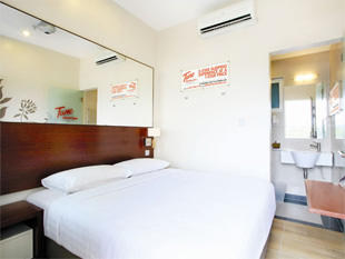 Tune Hotel KLIA2 – Kuala Lumpur Airport Hotel