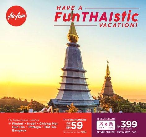 Have a FunTHAIstic Vacation!