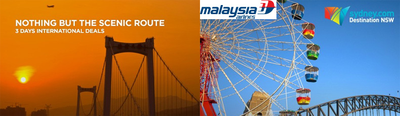 KLIA2 Malaysia Airlines Promotions