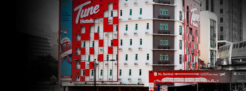 TuneHotels Promotion - Downtown KL
