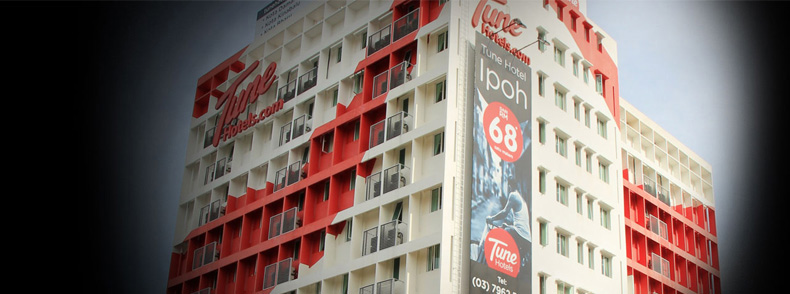 TuneHotels Promotion - Downtown Penang