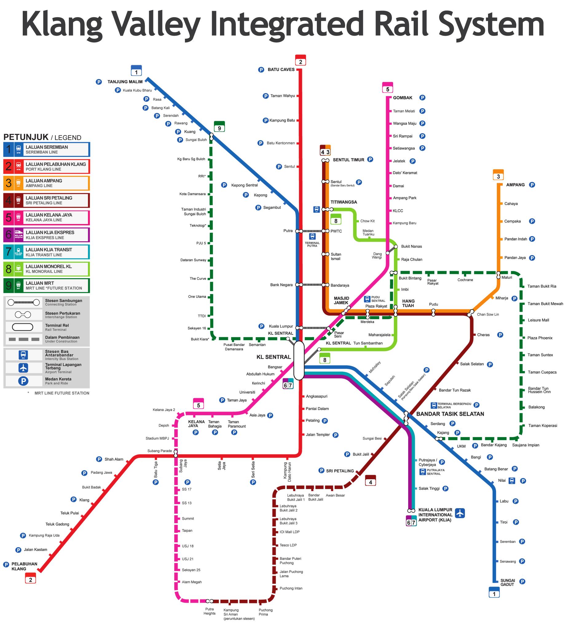Rail lcctcommy