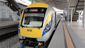 KTM Komuter New Train