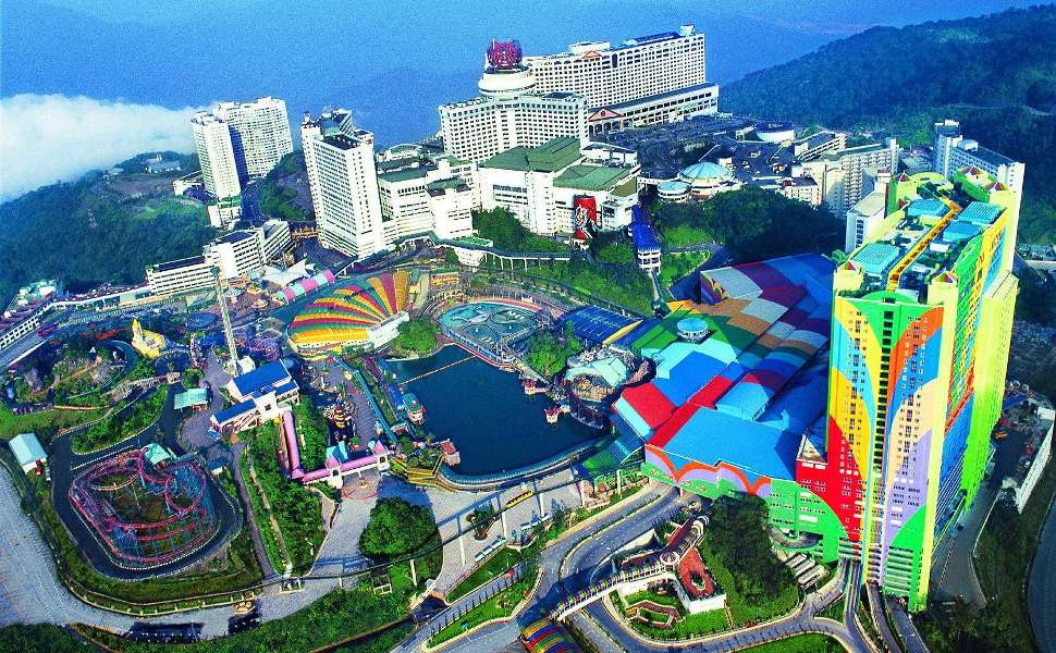 View of Genting Highlands