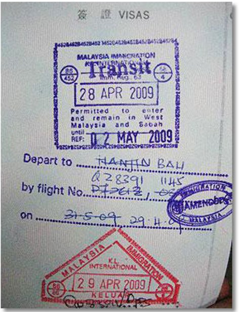 Transit Visa Lcct Com My