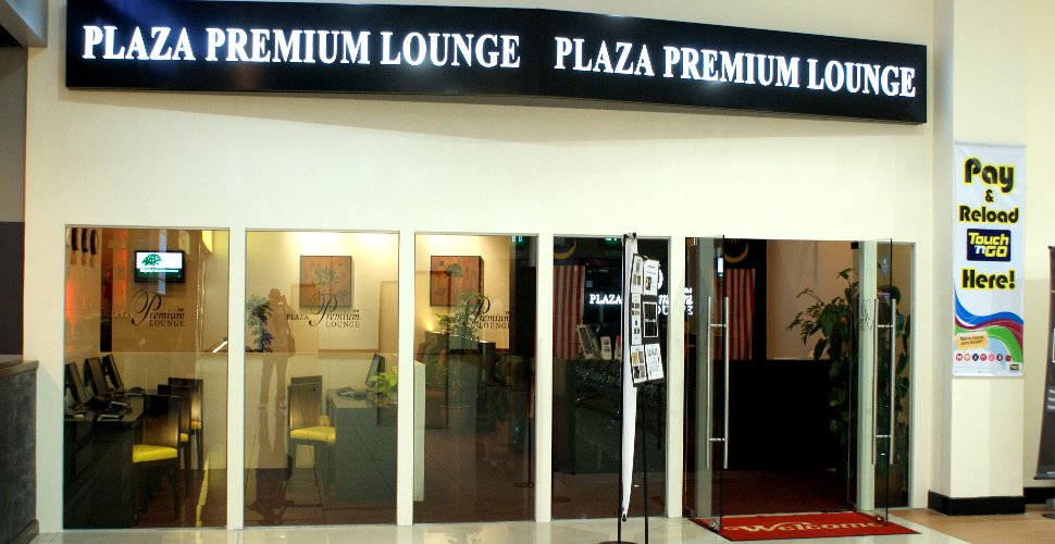 Plaza Premium Lounge at LCCT