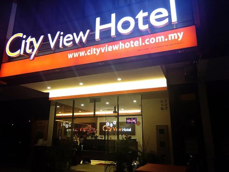 City View Hotel Kota Warisan
