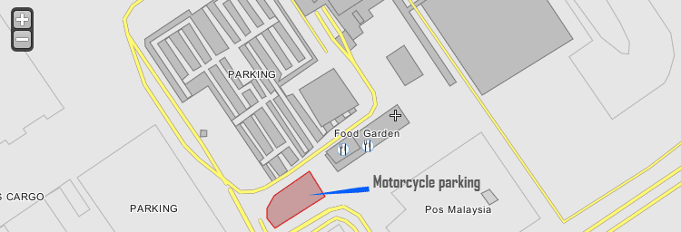 Motorcycle Parking Zone