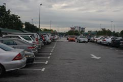 LCCT Parking Zone A