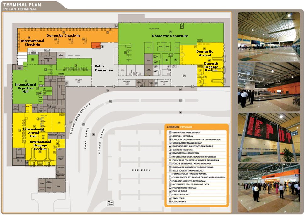 LCCT Floor Plan - lcct com my