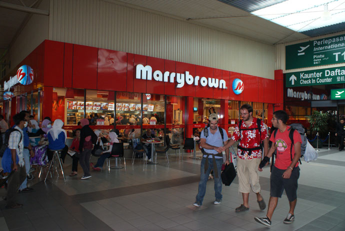 Marrybrown, LCCT