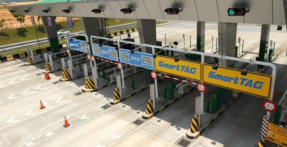 Malaysia Toll Booths